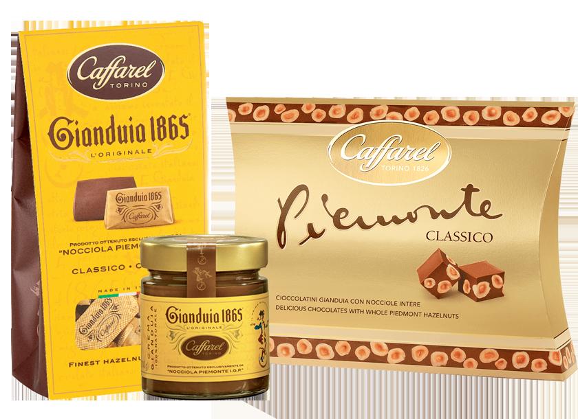 Conheça toda linda de Chocolates Caffarel