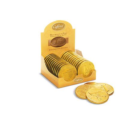 Chocolate ao leite –  Moeda Euro
