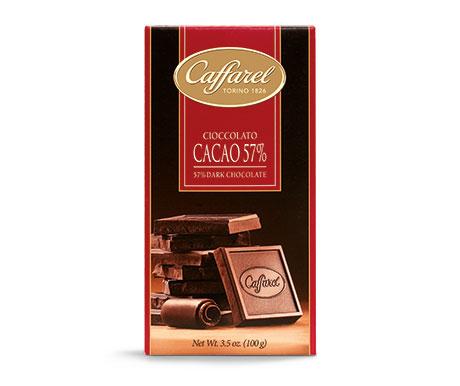Barra de Chocolate Amargo 57% Cacau