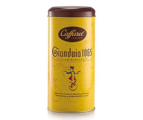 Caixa de Bombons de Gianduia – Lata
