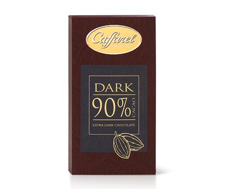 Barra de Chocolate com 90% de Cacau