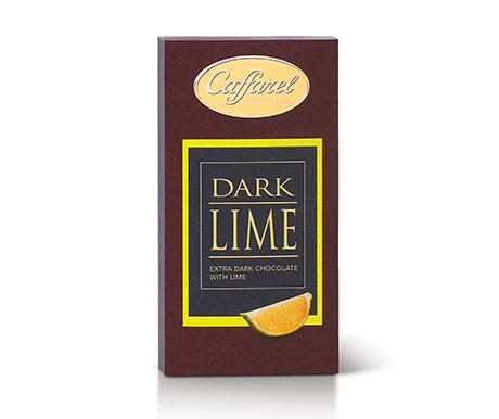 Barra de Chocolate com 60% de Cacau e Lima