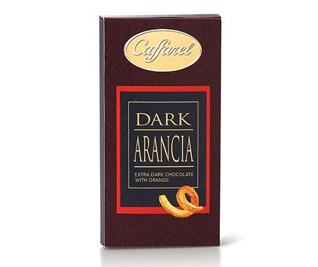 Barra de Chocolate com 60% de Cacau e Laranja