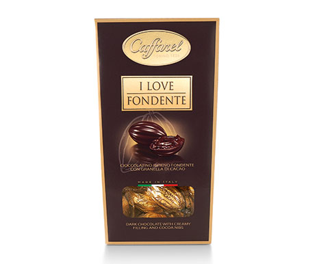 Mix de Bombons de Chocolate Amargo 75% Cacau