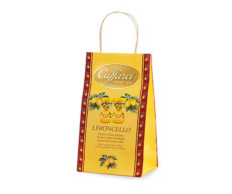 Bombons com Licor de Limão – Saccheto