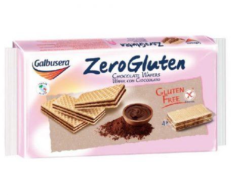 Zero Grano – Wafer Sem Glutén com recheio de Cacau