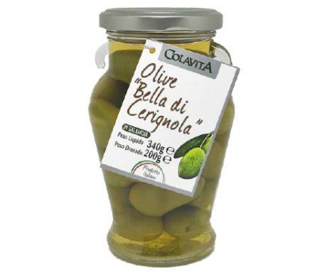 Azeitona Bella Cerignola