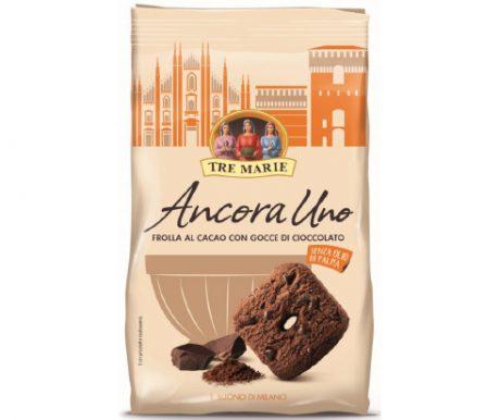 Ancora Uno – Biscoito de Cacau com gotas de Chocolate