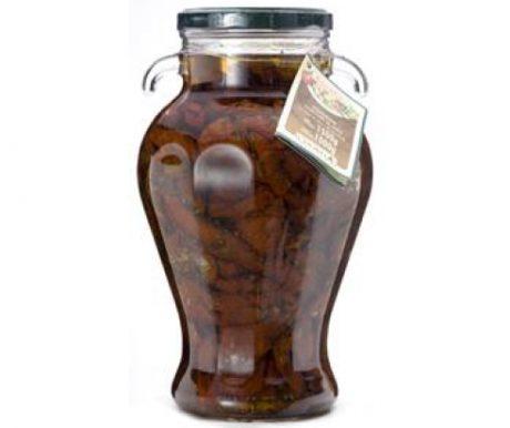 Tomate Seco c/ Alcaparras
