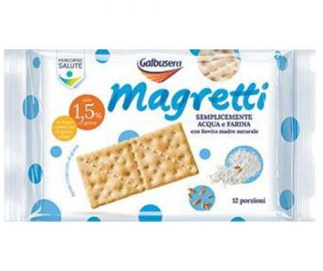 Magretti – Biscoito Cracker