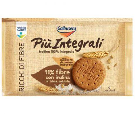 Ricchi di Fibri – Biscoito Integral – Farinha 100% Integral