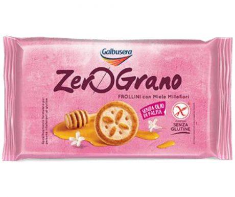 Zero Grano – Biscoito Sem Glutén com Mel