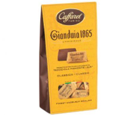 Caixa de Bombons de Gianduia ao Leite