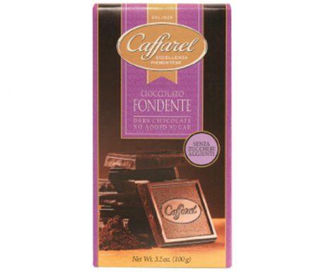 Barra de Chocolate Amargo – Sem Açúcar