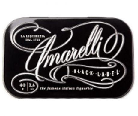 Black Label – Bala de Alcaçuz Pura
