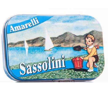 Sassolini – Alcaçuz Macio Aromatizado com Aniz