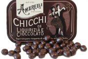 Chicchi – Bala de Alcaçuz coberta com Chocolate