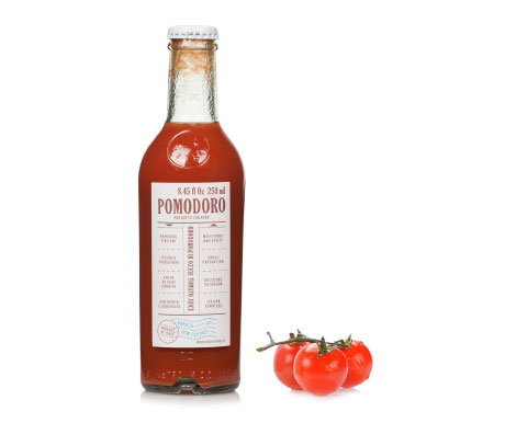 Pomodoro – Suco de Tomate Integral