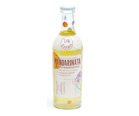 Mandarinata – Bebida de Tangeria Gaseificada
