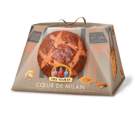 IL PANETTONE COEUR DE MILAN