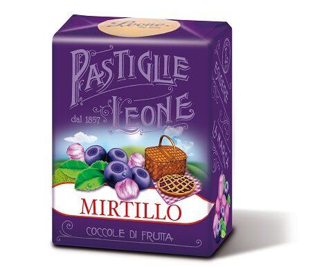 Pastilhas de Mirtillo Vegana