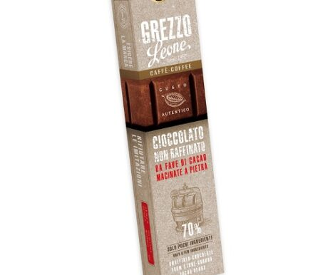 Barra de chocolate 70% cacao – Café
