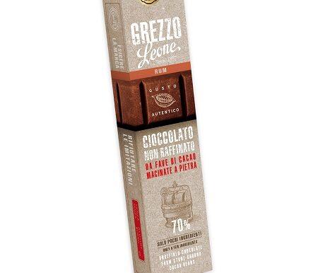 Barra de chocolate 70% cacao – Rum
