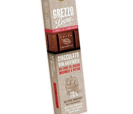 Barra de chocolate 70% cacao – Canela