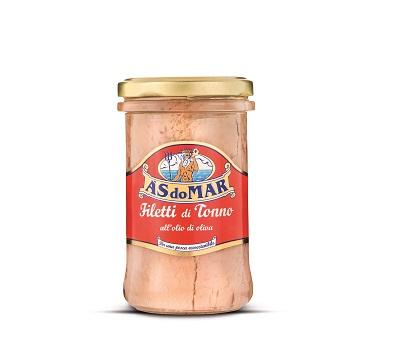 File de Atum com azeite de Oliva