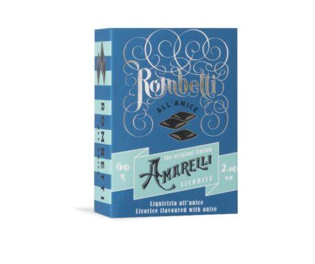 Rombetti- Alcaçuz com sabor de anis