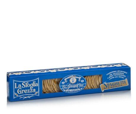 Spaghetto Grezzo