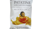 Batata Frita com Tartufo Negro e Azeite de Oliva