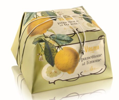 Panettone al Limone  embrulho