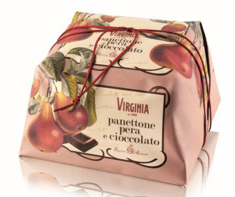 Panettone Pera e Chocolate  embrulho