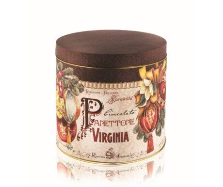 Panettone com Gotas de Chocolate  lata