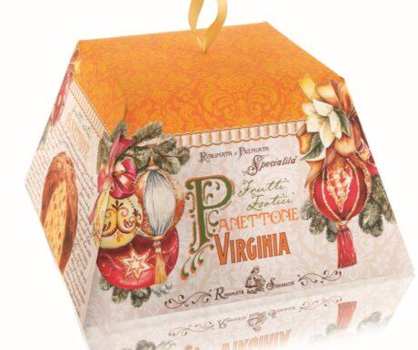 Panettone frutas exoticas