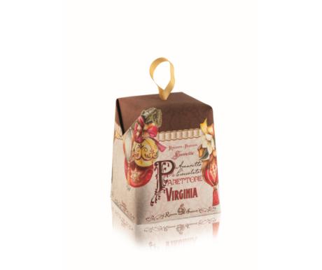 Panettone Amaretto  e Gotas de Chocolate